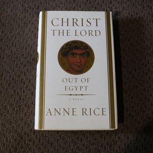 Anne Rice Christ the Lord Book